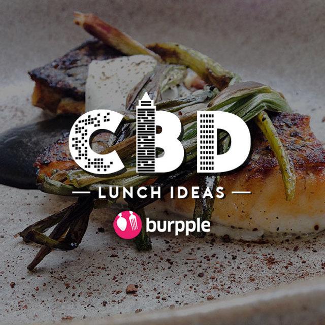 CBD Lunch Ideas