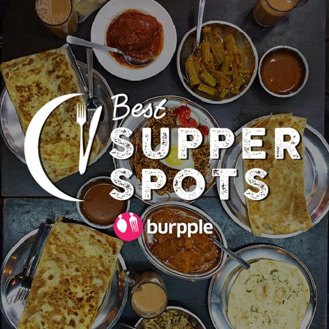 Best Supper Spots in Singapore 2016