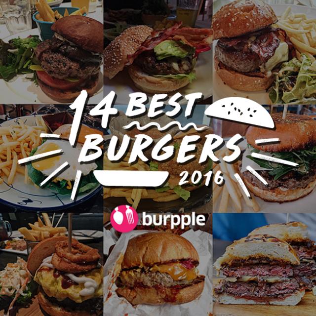 Best Burgers in Singapore 2016