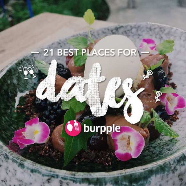 21 Best Places for Dates