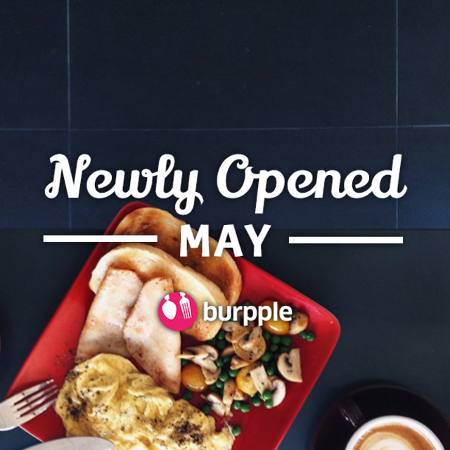 New Restaurants, Cafes And Bars: May 2015