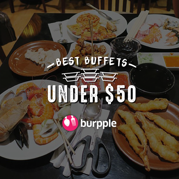 Best Buffets Under $50 in Singapore 2016
