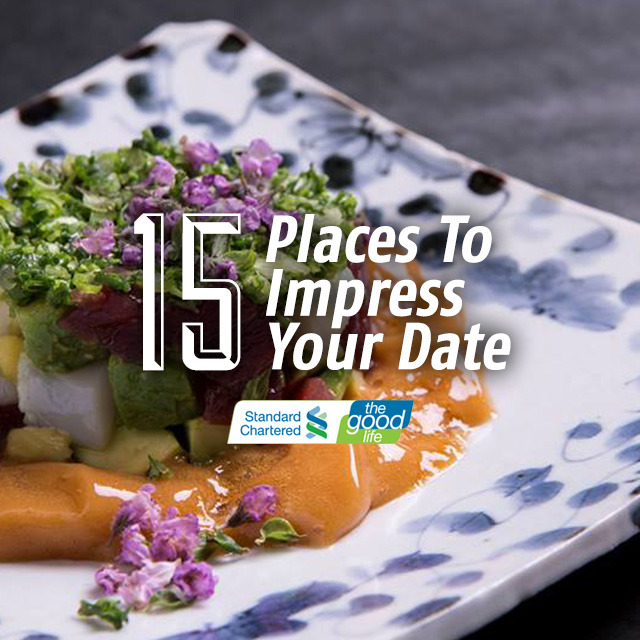 15 Places to Impress Your Date