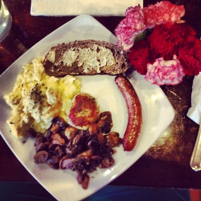 Big Breakfast @ Antipodean.