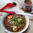 Laksa Sarawak for #breakfast #kuching #sarawak #malaysia