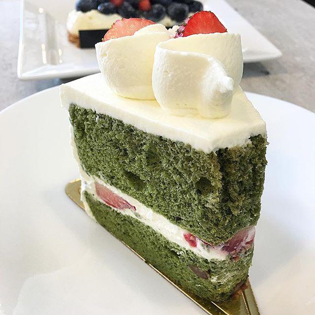 Strawberry Chiffon Cake Recipe Singapore