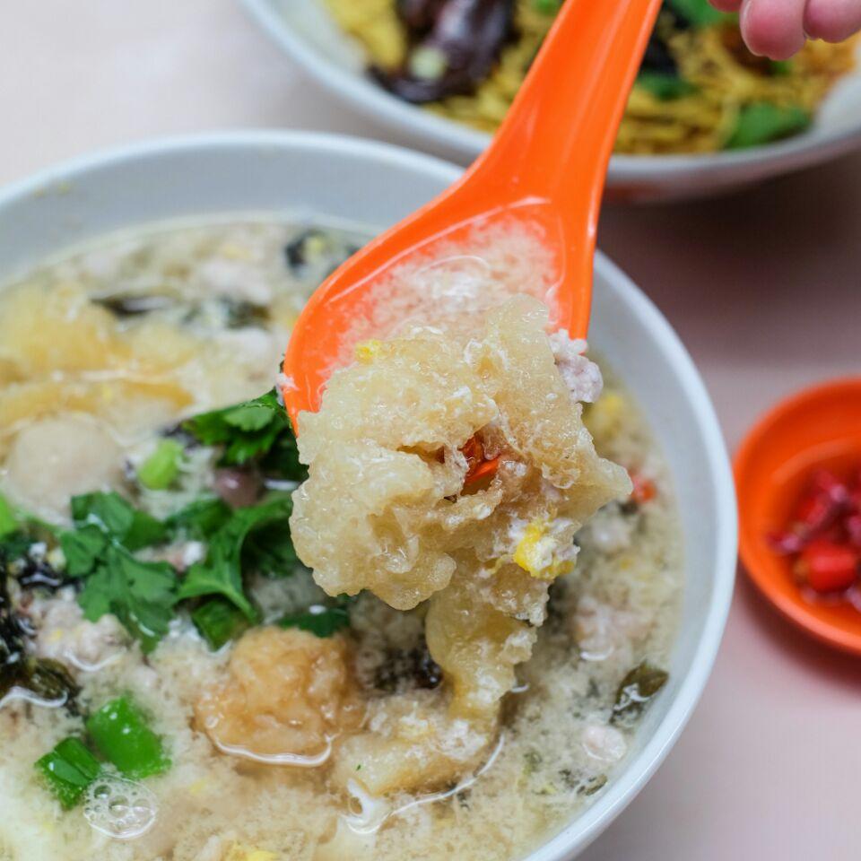 Ding Ji Mushroom Minced Meat Noodles @ Bishan