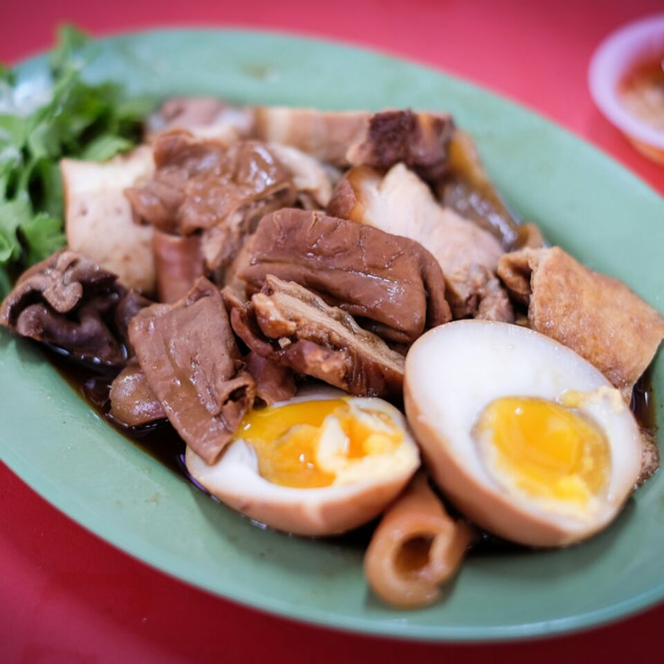The Guide to 17 Excellent Kway Chap Stalls in Singapore