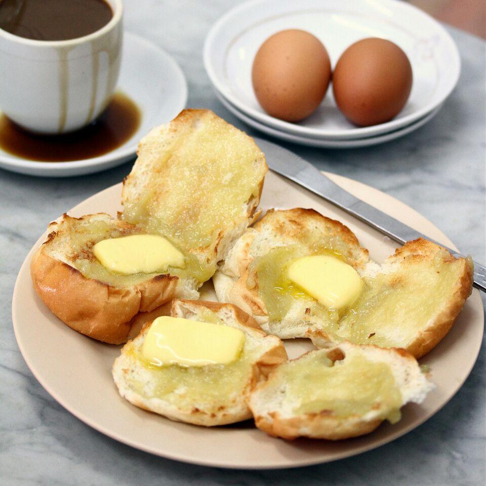 8 Awesome Breakfast Spots for Traditional Kopi & Kaya Toast