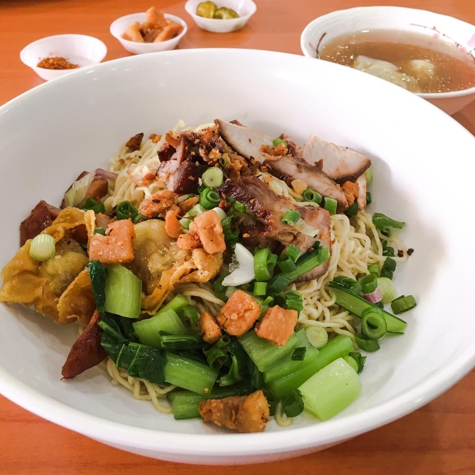 Thai Wanton Mee (Large)