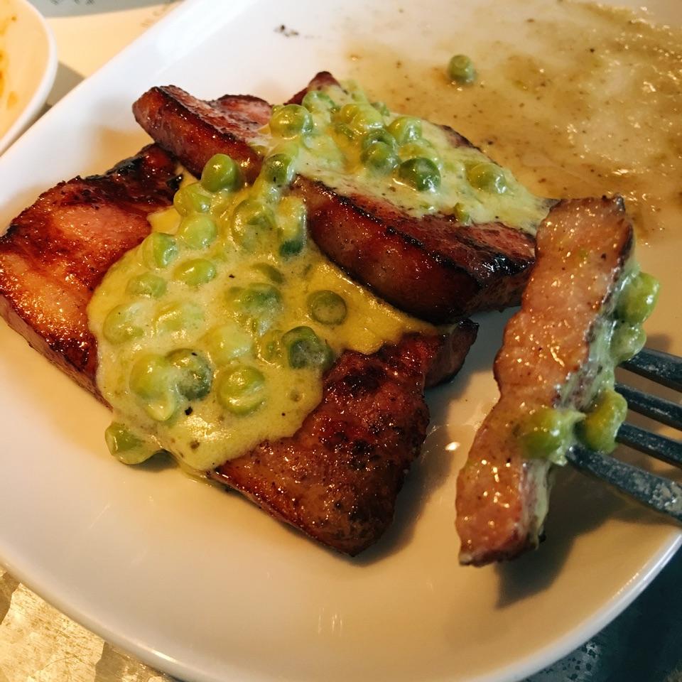 Bacon Steak ($19)