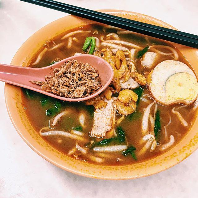 Prawn Noodles [RM6.50].