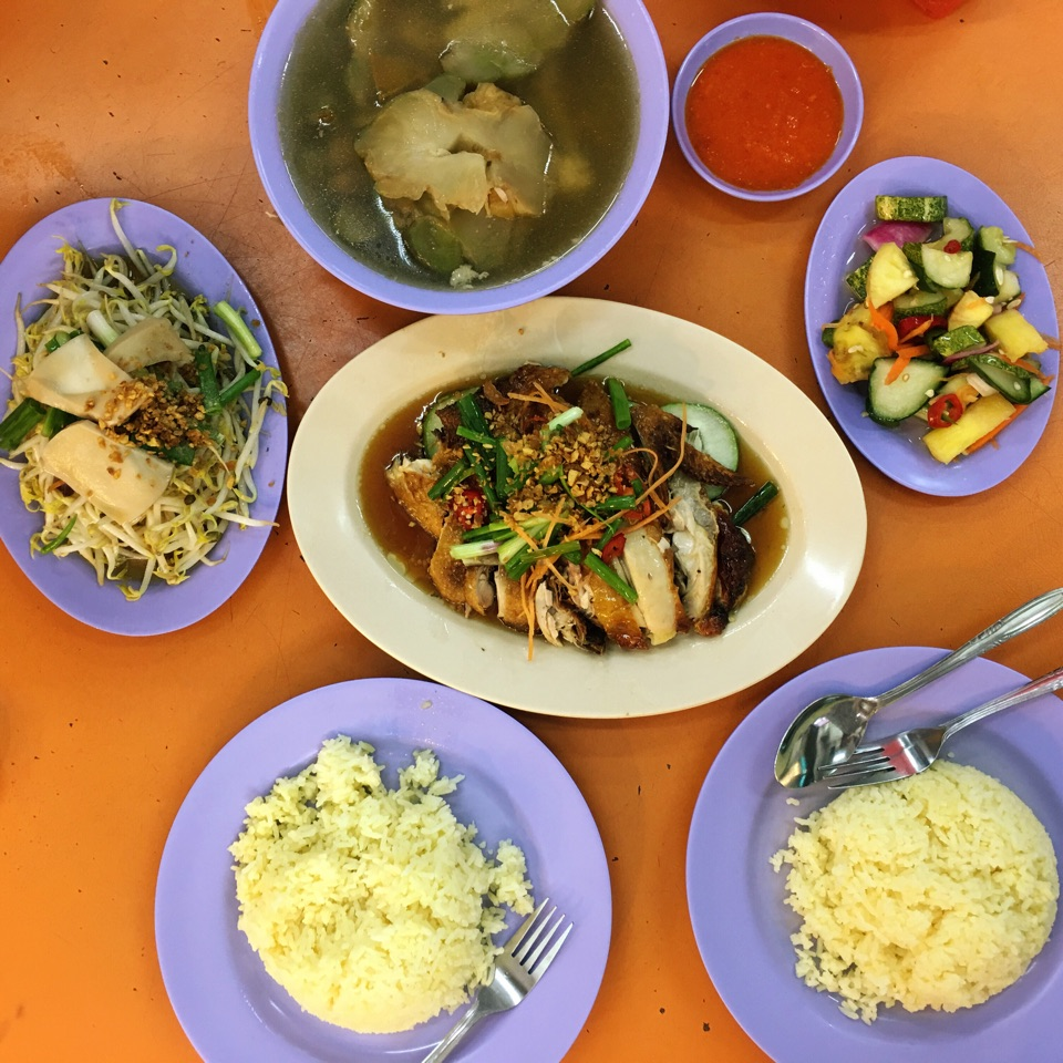 Best Chicken Rice In The East
