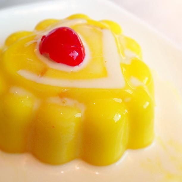 Mango Pudding Singapore Mango Pudding