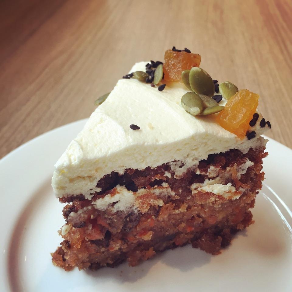 Carrot Cake ($5.20)