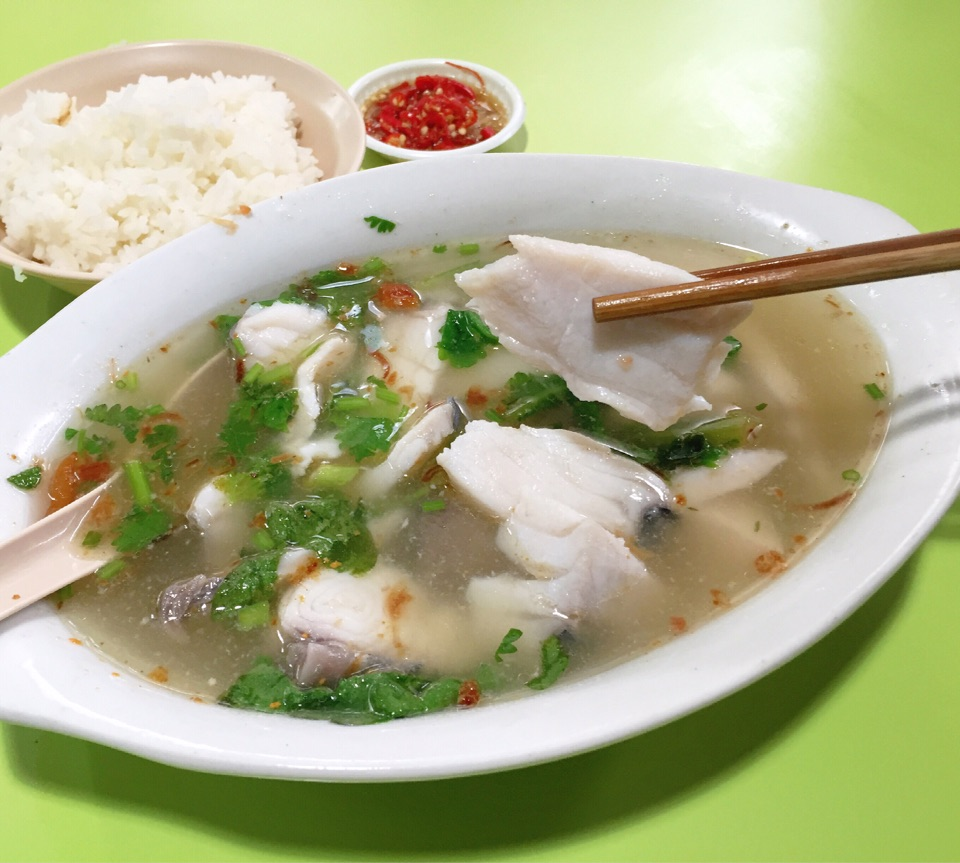 The Fish Soup Worth Queuing For ($7/$10/$12)