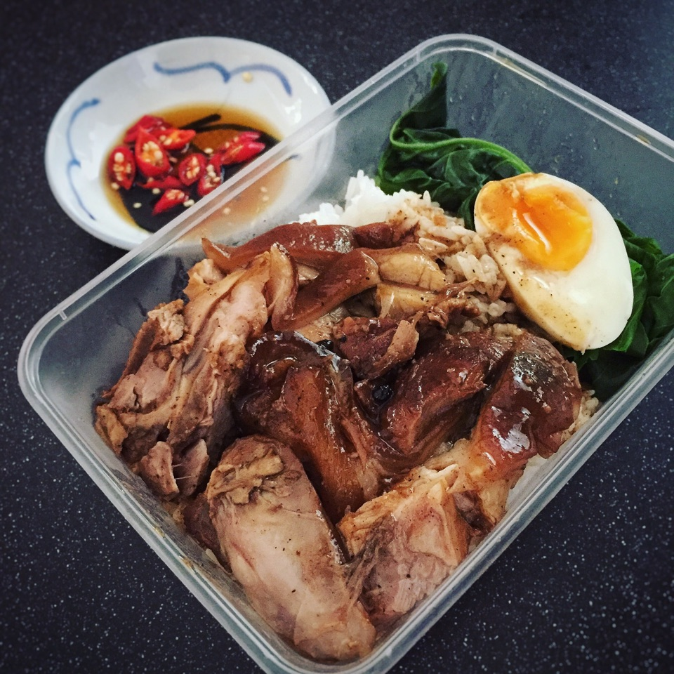 Khao Kha Moo ($10)