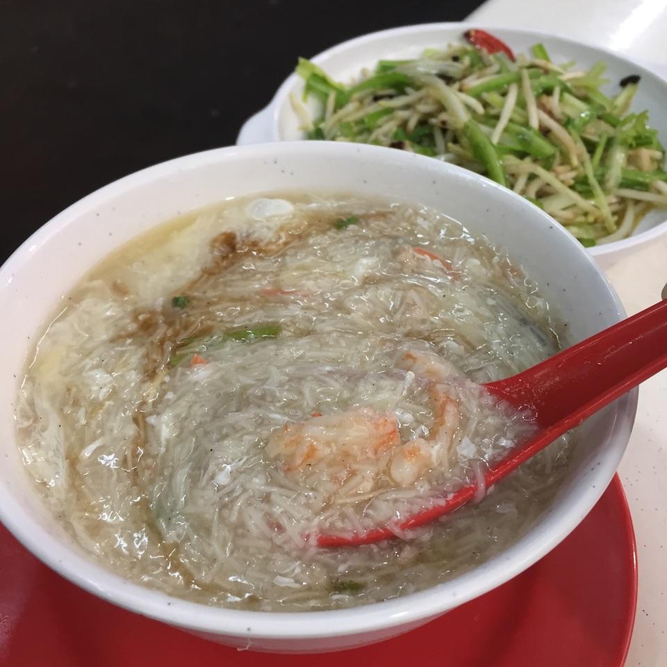 White Mee Sua ($6)