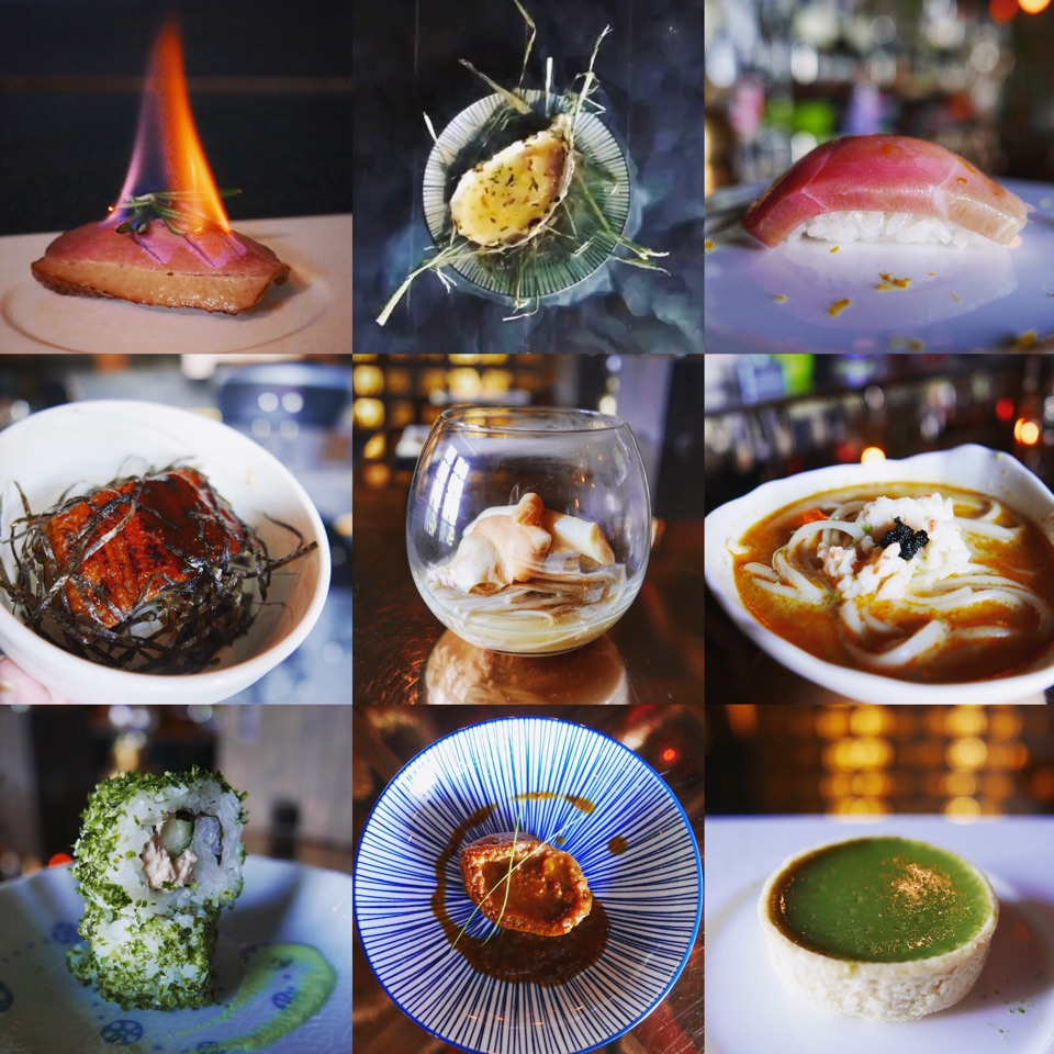 Chinese New Year Special 12-course Set ($88++)