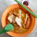 Ah Heng Curry Chicken Bee Hoon Mee (Bugis)
