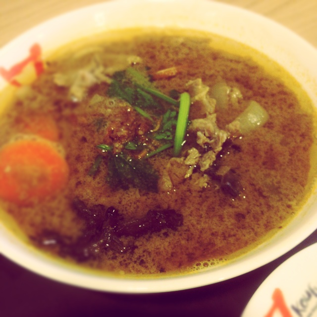 Hainanese Beef Stew