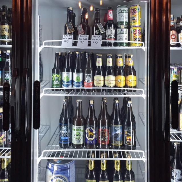 For Draft & Specialty Beers
