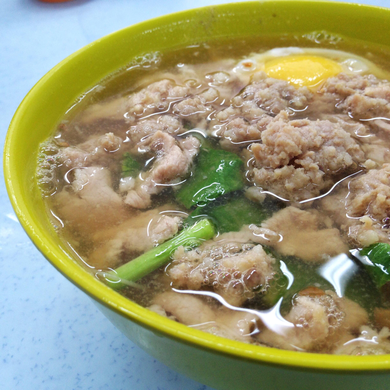 For Pork Noodles