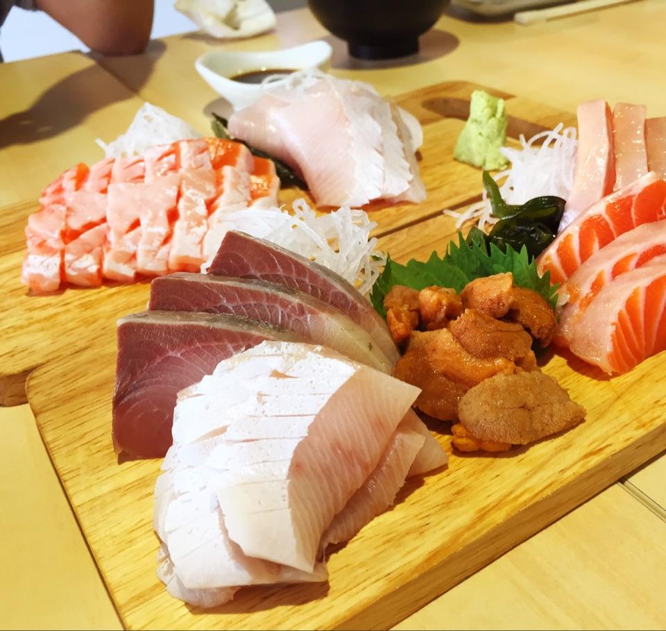 For Seasonal Sashimi