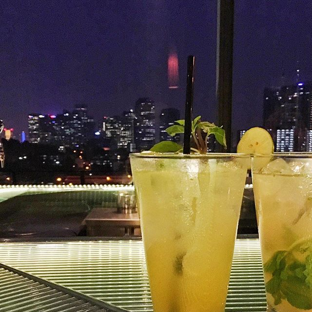 For Amazing Food With A Rooftop View