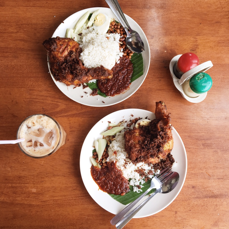 For Nasi Lemak Worth Getting In Line For