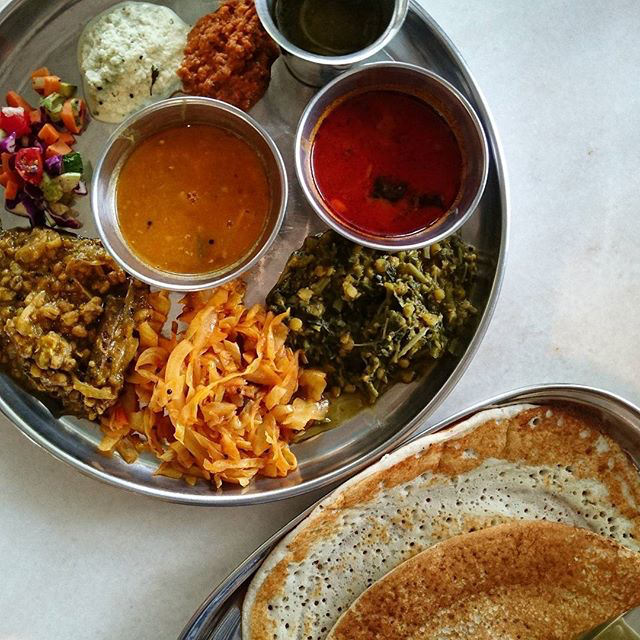 For Fulfilling Indian Breakfasts