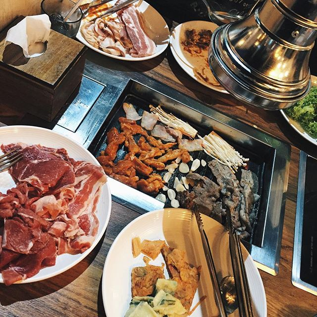 For Wallet-Friendly Korean BBQ