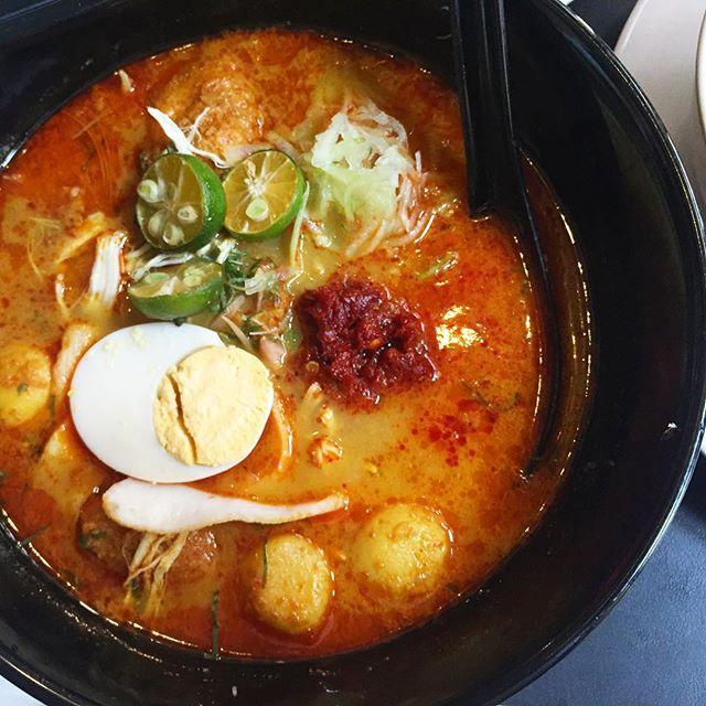 For Comforting Peranakan Cooking