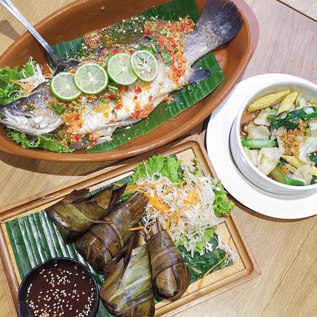 Siam Kitchen East Point Menu