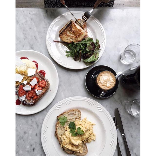 Melbourne Cafe/ Eats