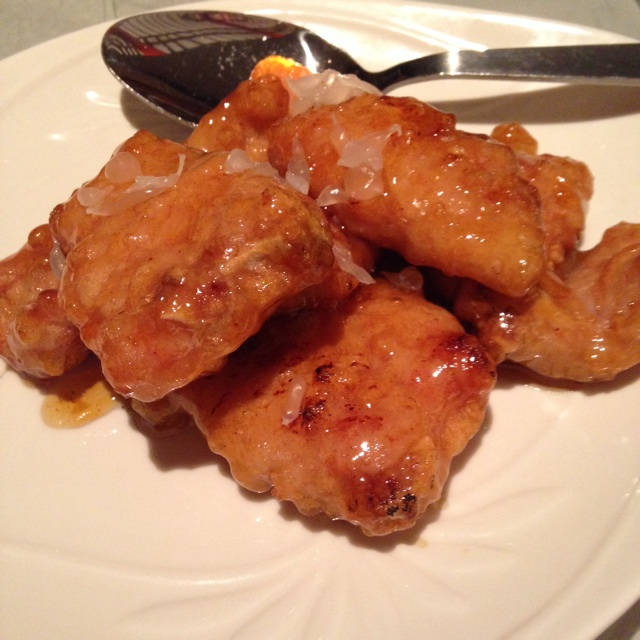 Yuzu Chicken