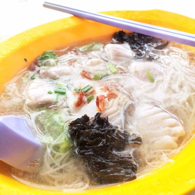 Blk 127 Lor 1 Fish Soup