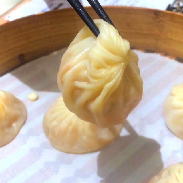 Xiao Long Bao, best food for this weather.