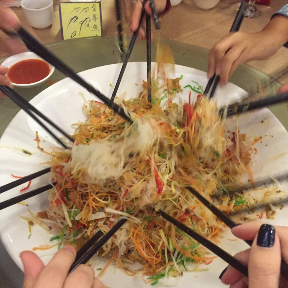 The Original Yusheng