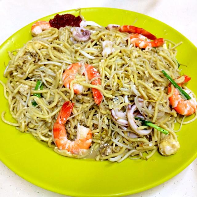Sing Lian Eating House - Singapore