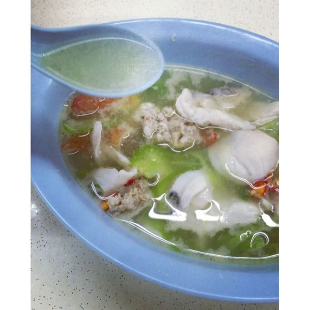 how to make sliced fish soup