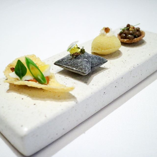 One of the best meals that I had this year so far has got to the gastronomic experience at Odette.