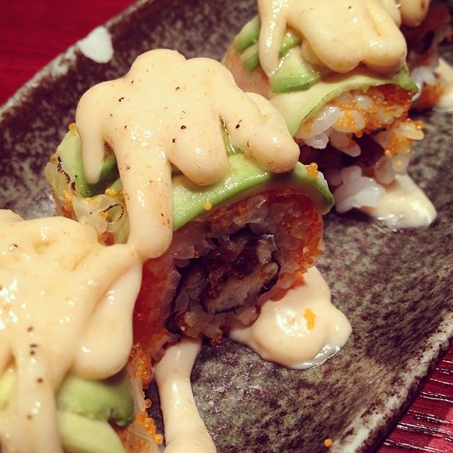 More #sushi.