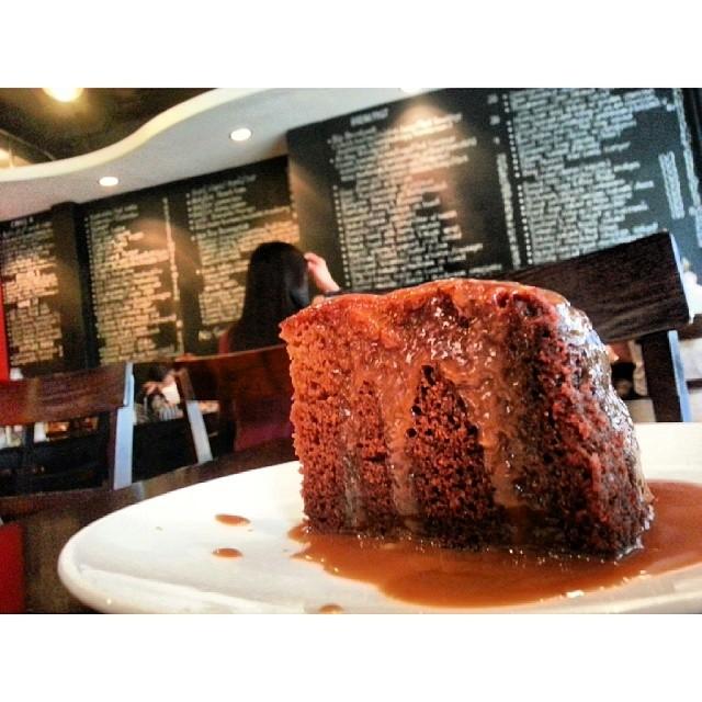 balinese date cake.