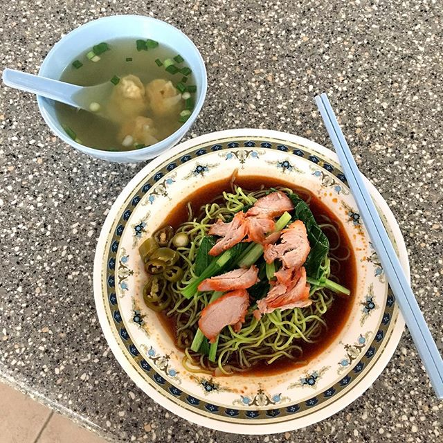 Simple lunch for Sunday.