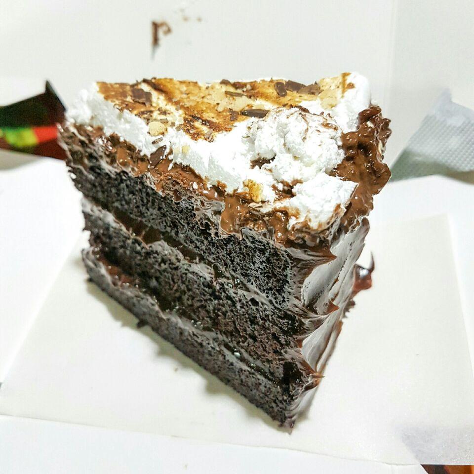Mississippi S'mores Cake