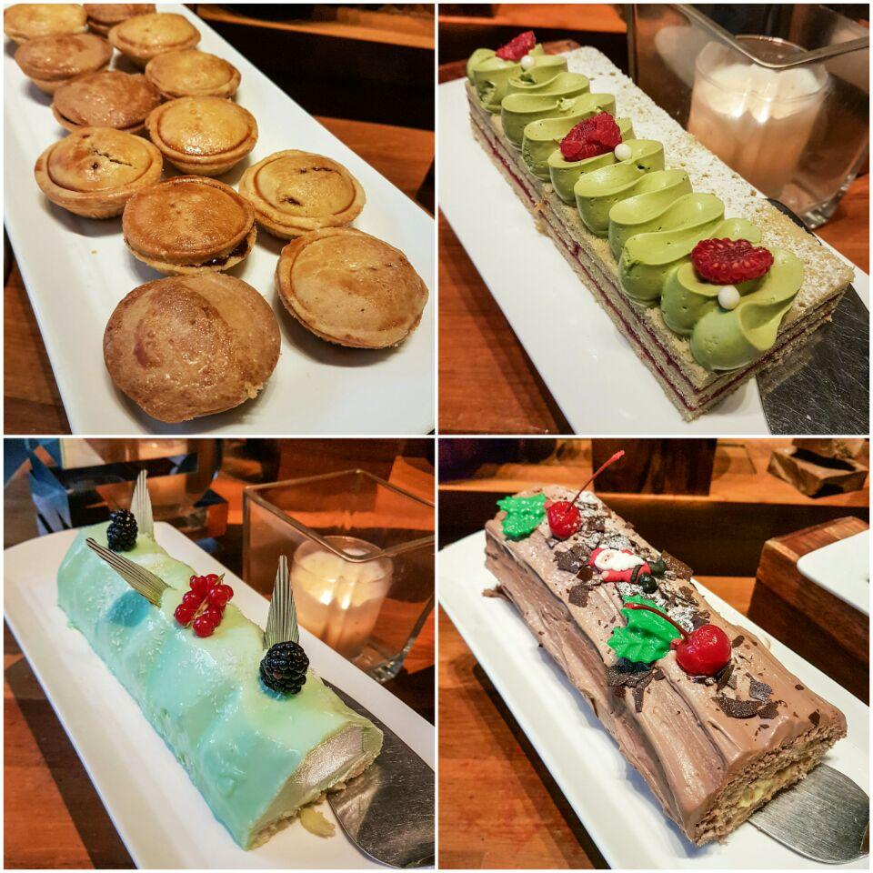 Log Cake & Pastries