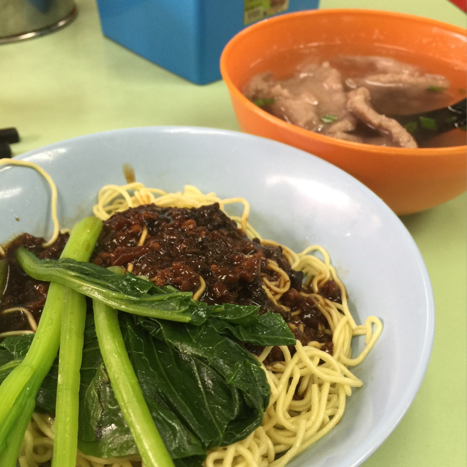 Beef Noodles (RM5.50)