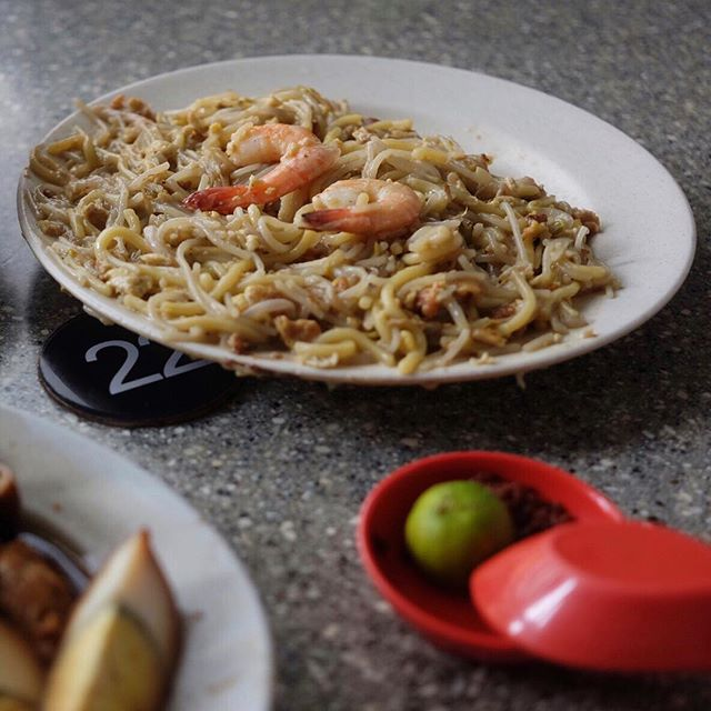 Tian Tian Lai Fried Hokkien Mee (Toa Payoh West Market