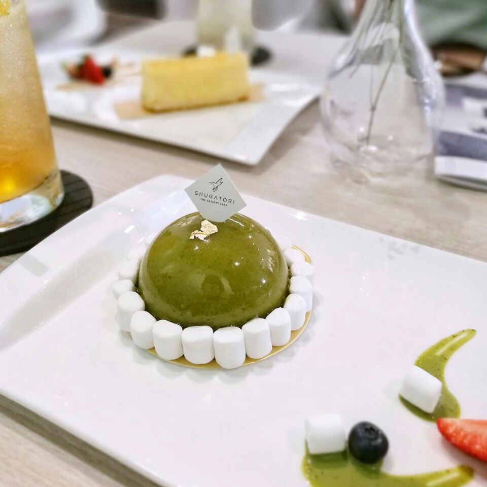New Dessert Place